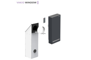 Фотография Vakio WINDOW PLUS серый